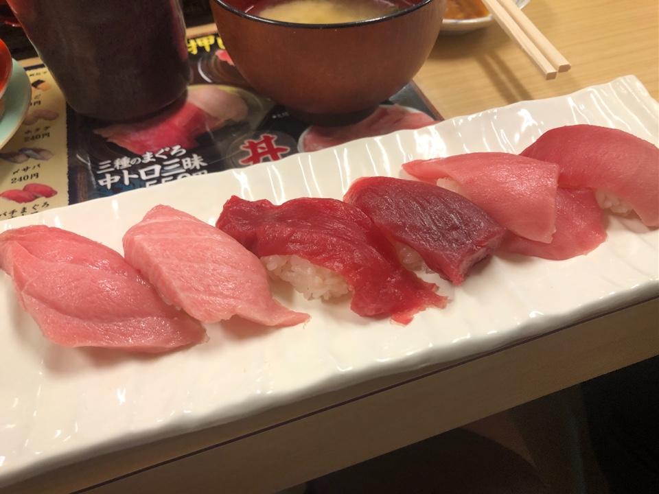 回転寿司 のぶちゃん 焼津店の口コミ