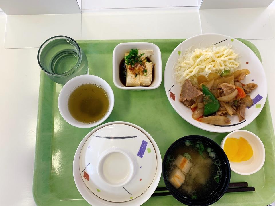 広島県三次庁舎 食堂