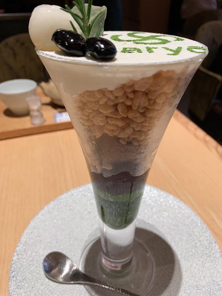 神楽坂 茶寮 渋谷スクランブルスクエア店の口コミ