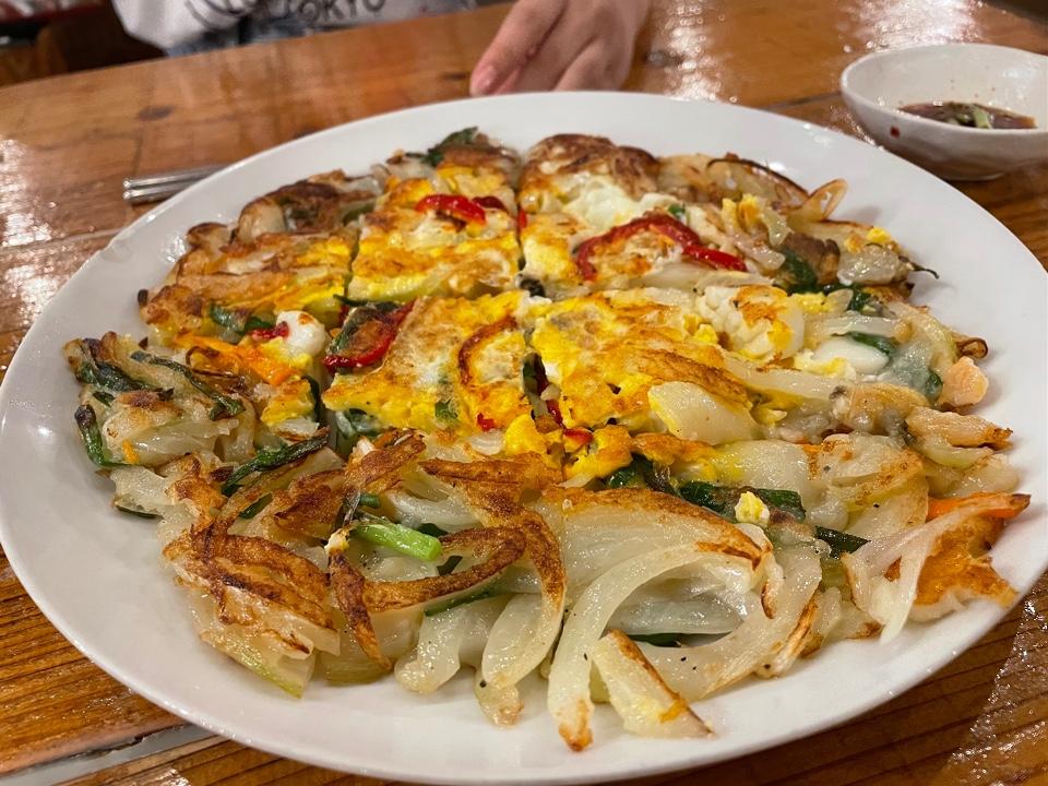 韓国家庭料理 明洞