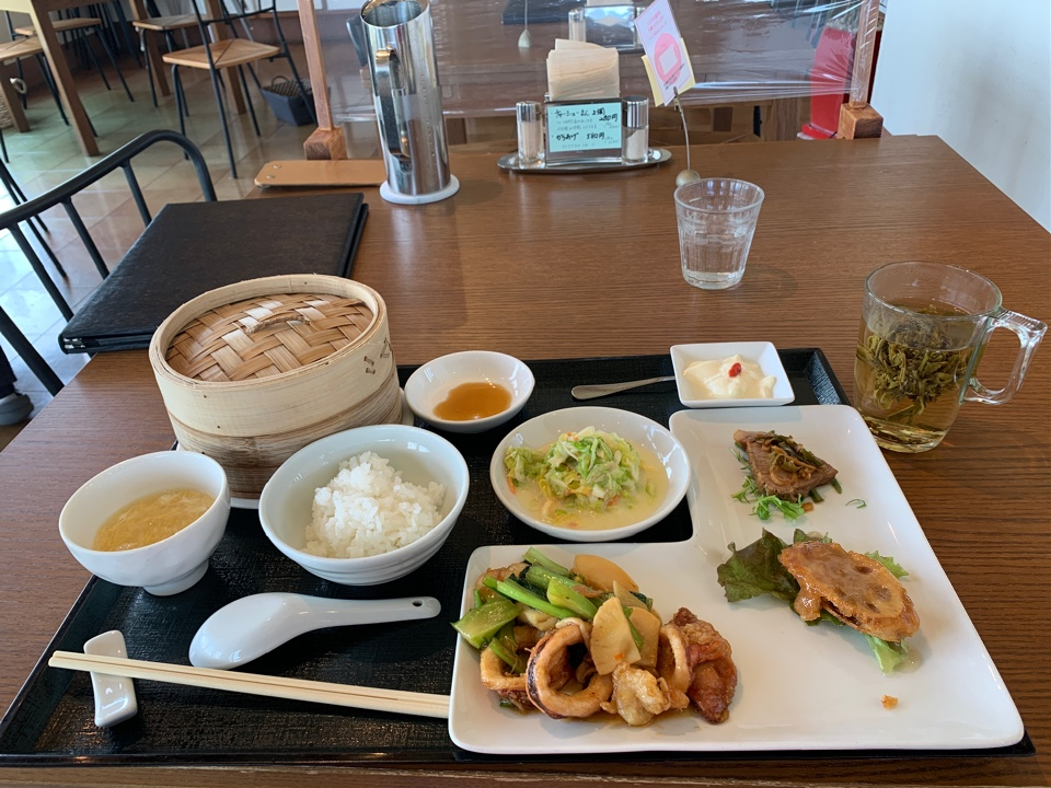中華料理パティ シノワ フジカワ