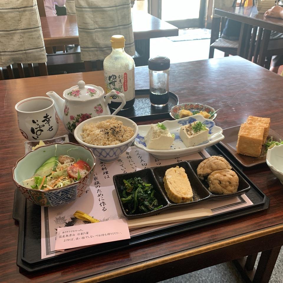 豆腐工房 亜蔵