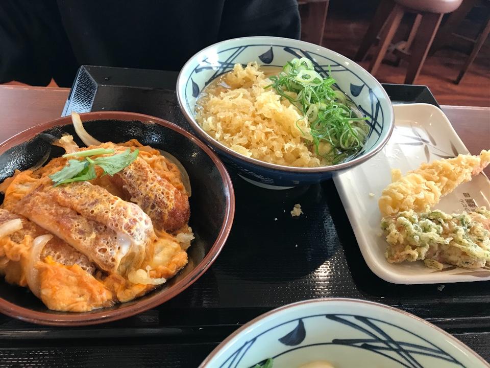 丸亀製麺 泉北店
