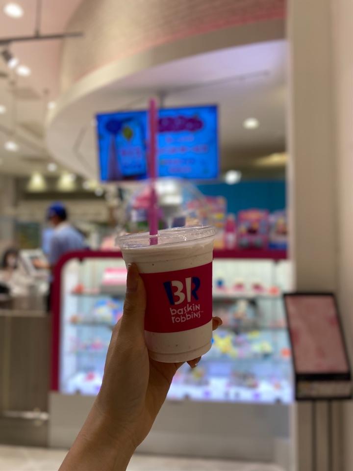 サーティーワンアイスクリーム イオンモール草津店の口コミ