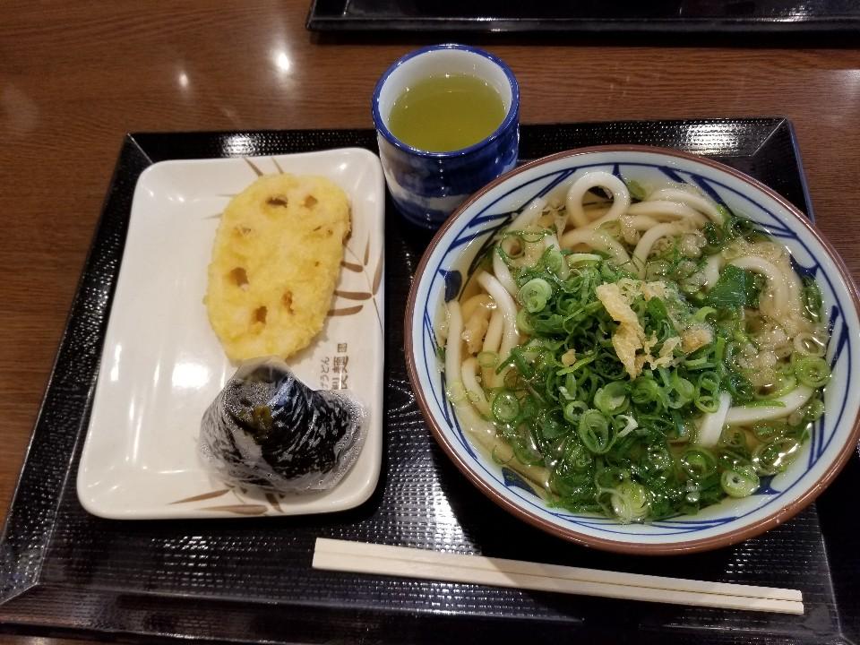 丸亀製麺三次