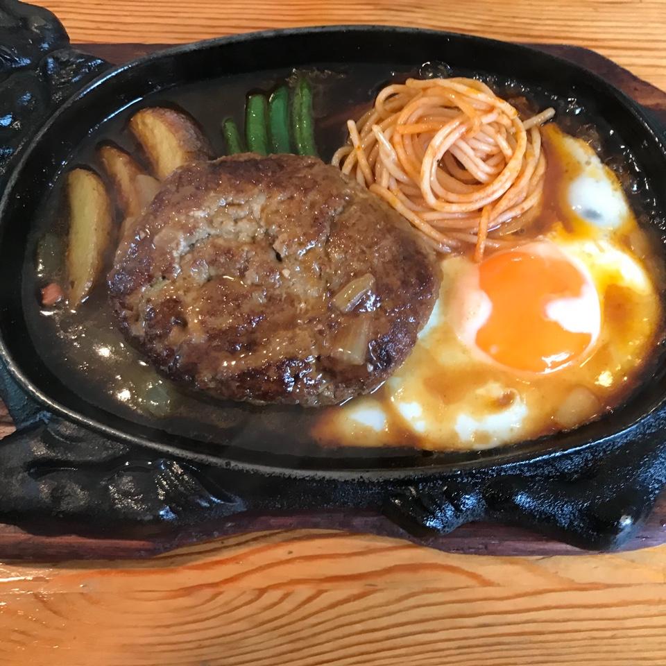 カレー&ハンバーグ ヤマト 那珂川本店