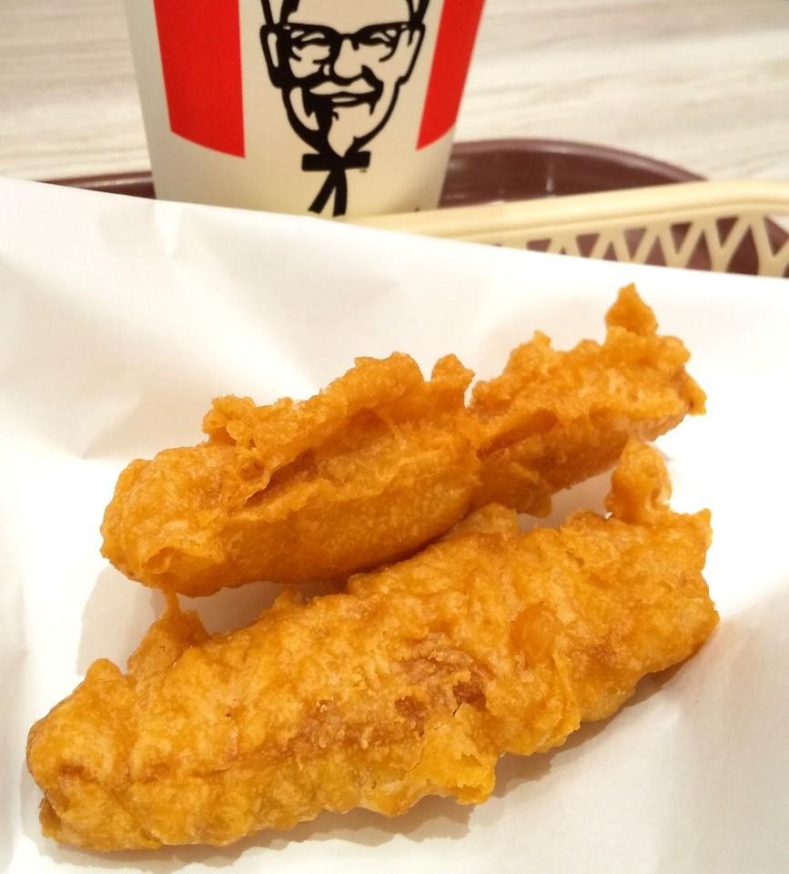 KFC イオン鎌取店