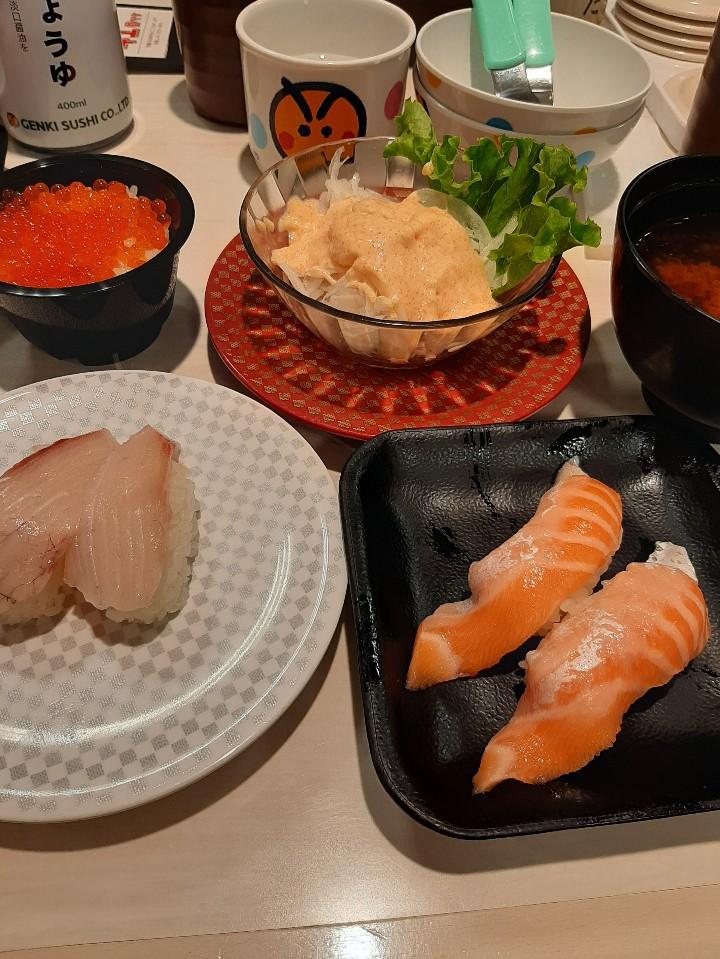 魚べい 名古屋守山店の口コミ