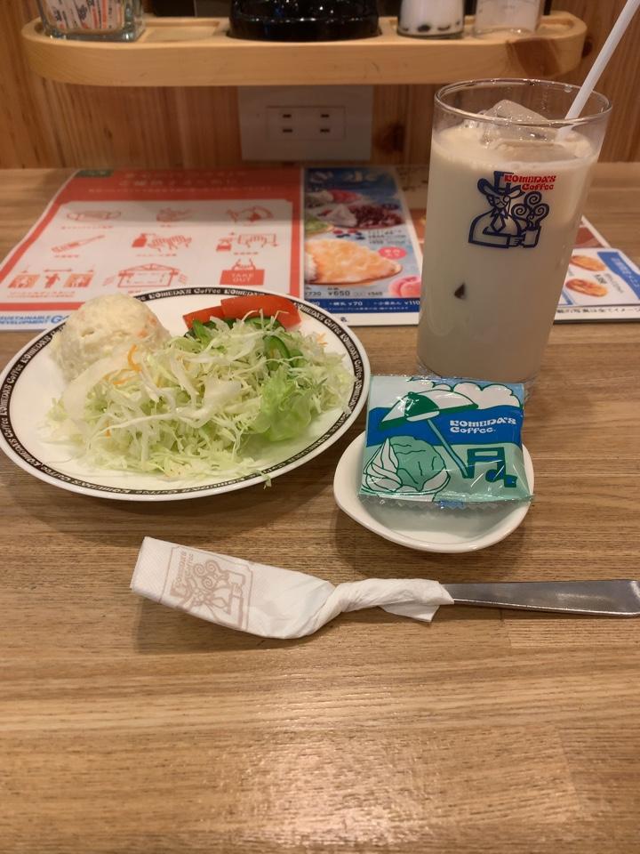 コメダ珈琲店 葛西南口店