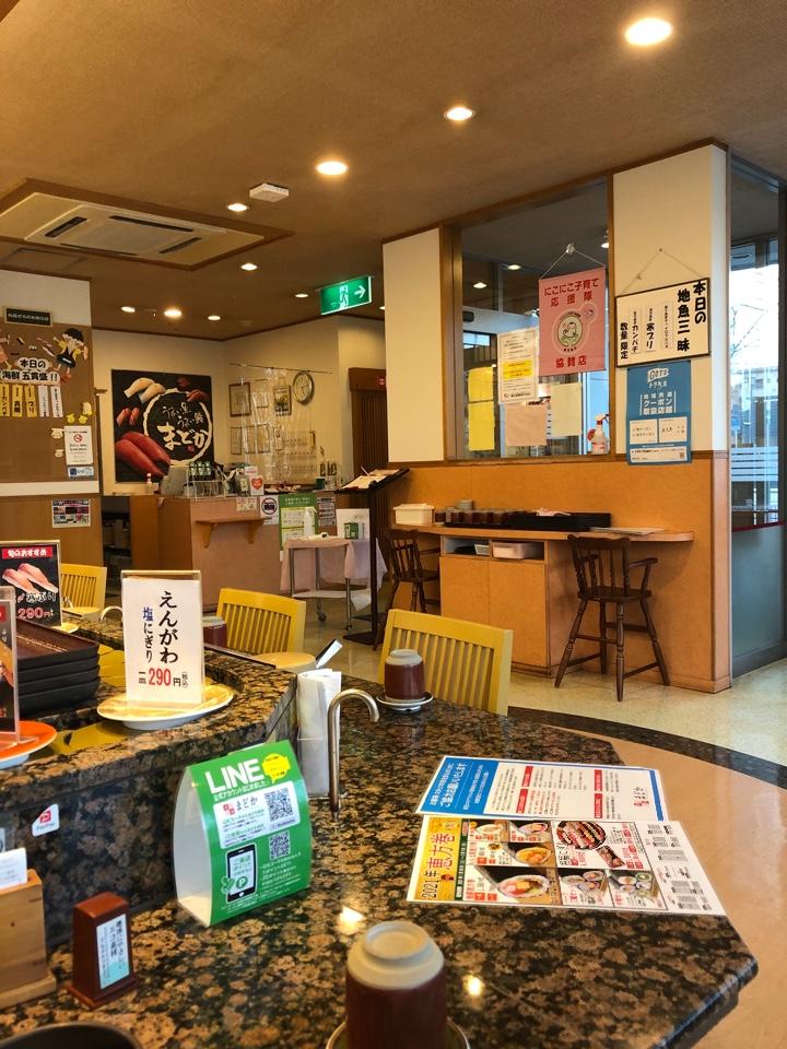 寿司まどか 紫原店の口コミ