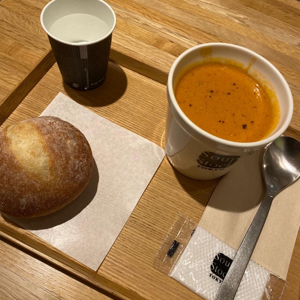 スープストック トーキョー 福岡パルコ店