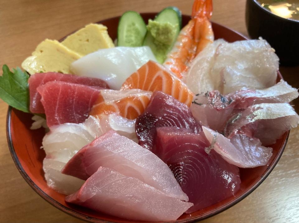 活魚料理鮨処 ちなみ