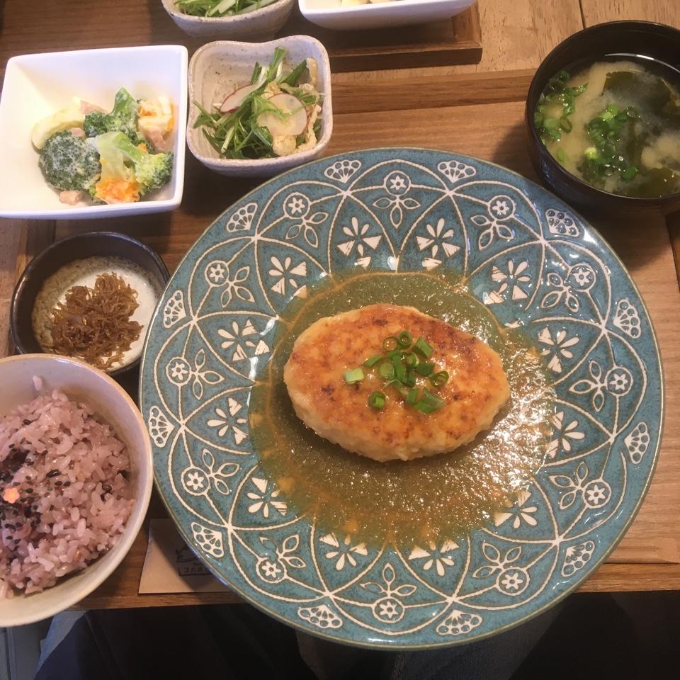 Plants Cafe コハルビヨリの口コミ