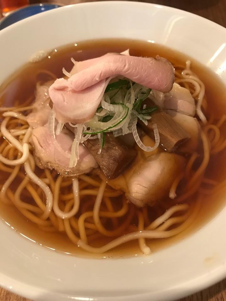 煮干しラーメン 麺商人の口コミ