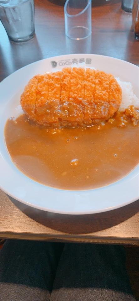 カレーハウスCoCo壱番屋 大安寺店