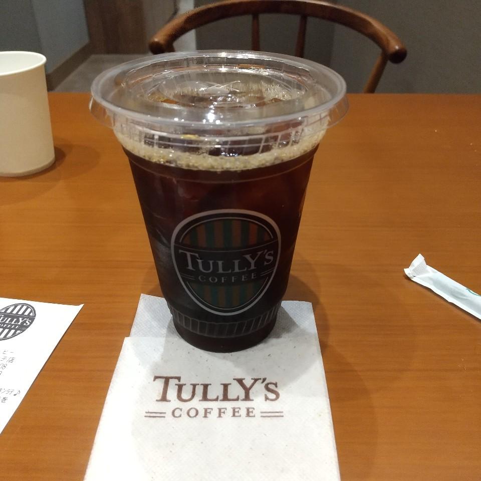 TULLY'S COFFEE 野田阪神ウイステ店