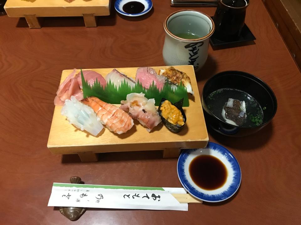 乃もと寿司