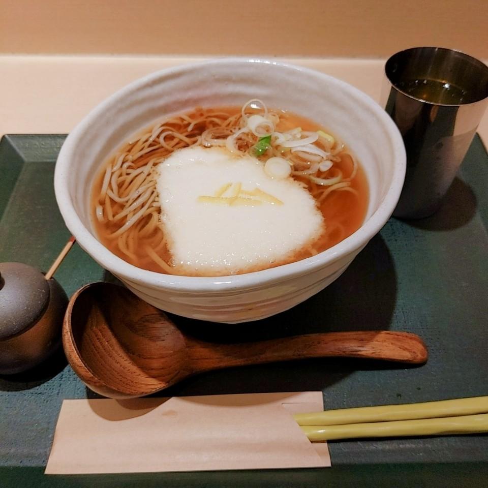 国産二八蕎麦 蕎香 エキュート上野店の口コミ