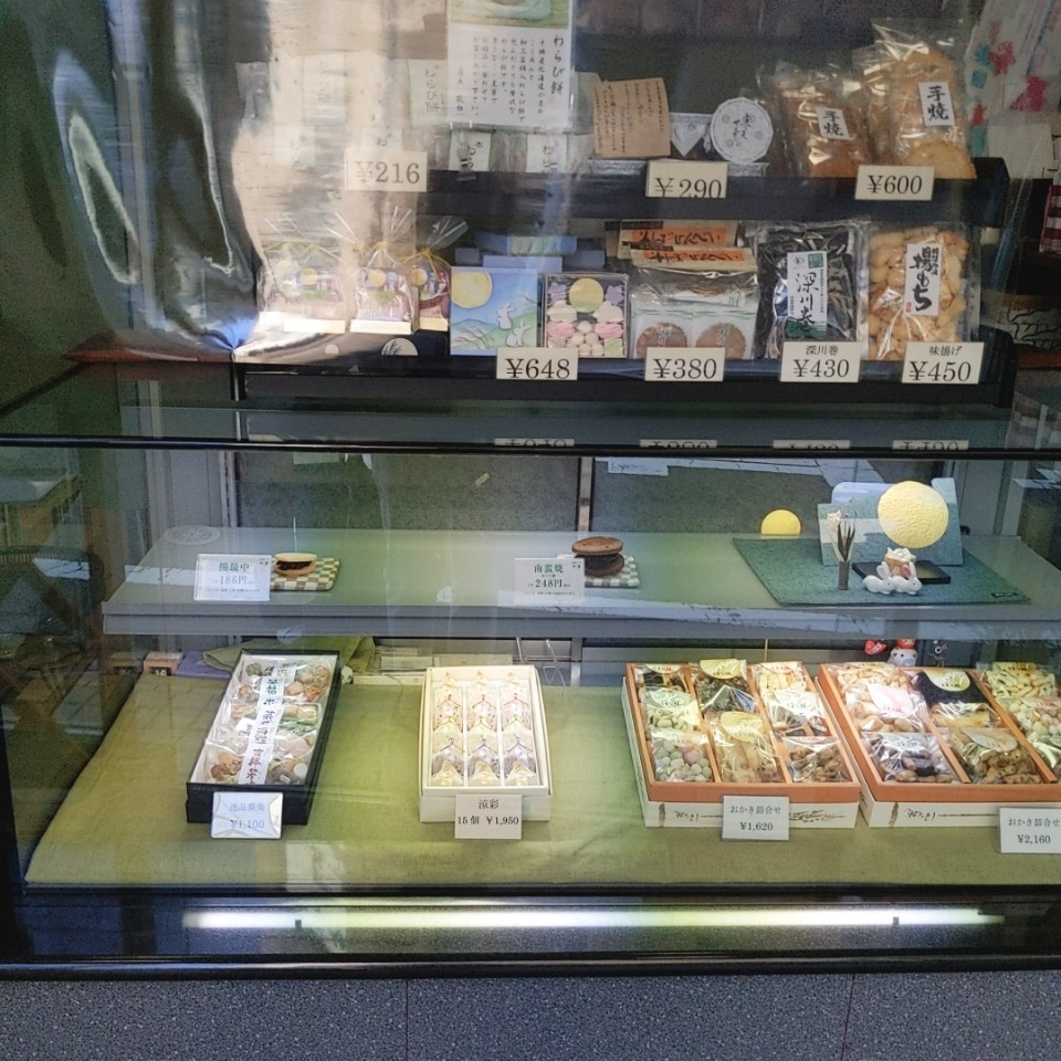 中里菓子店