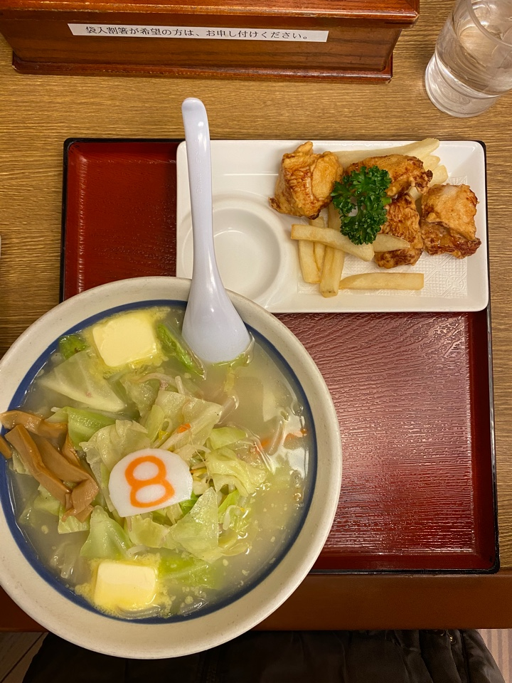 8番ラーメン 鯖江店