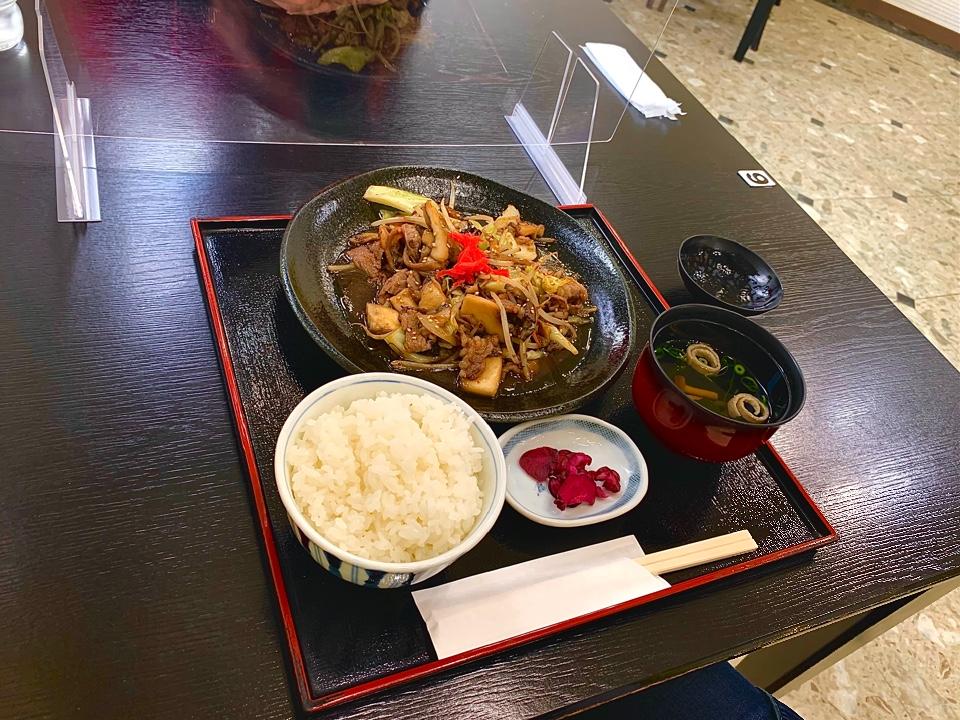 仁多米食堂