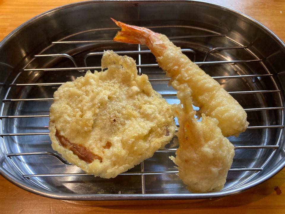 天ぷら割烹 いいむら屋の口コミ
