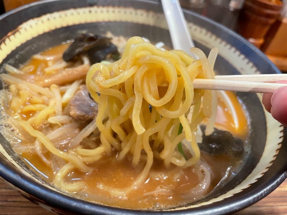 北海道ラーメン 味丸
