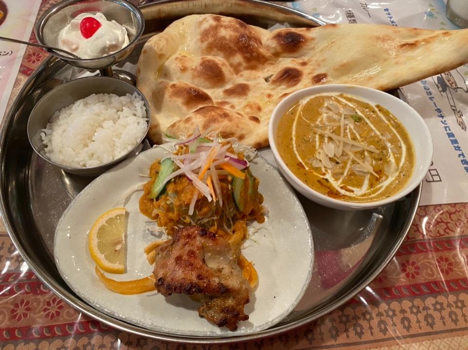 インド料理 ミーナ