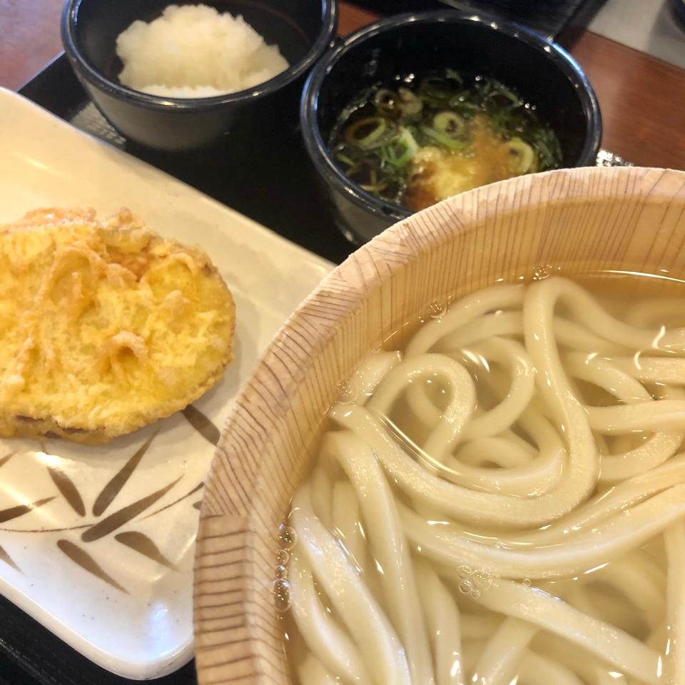 丸亀製麺 さいたま中央店