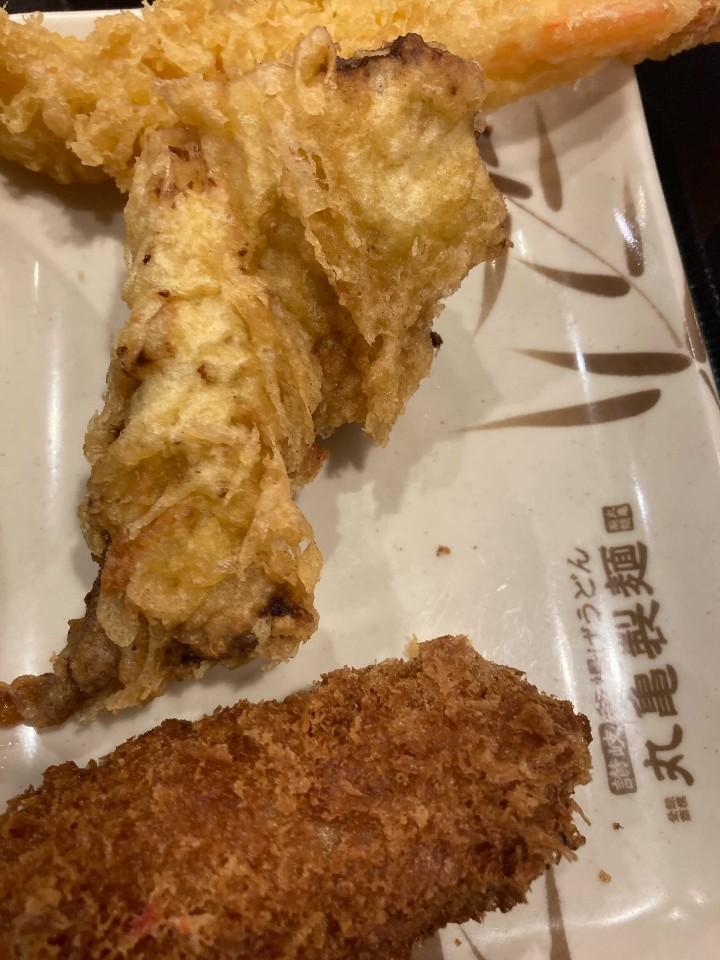 丸亀製麺 イオンモール名古屋茶屋