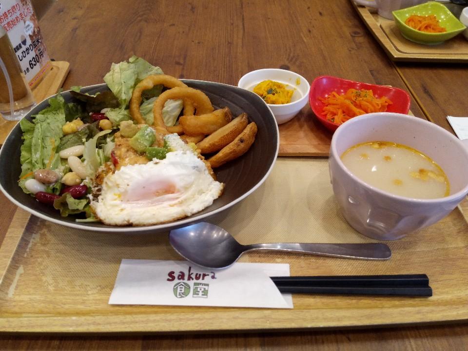 sakura食堂 オリナス店