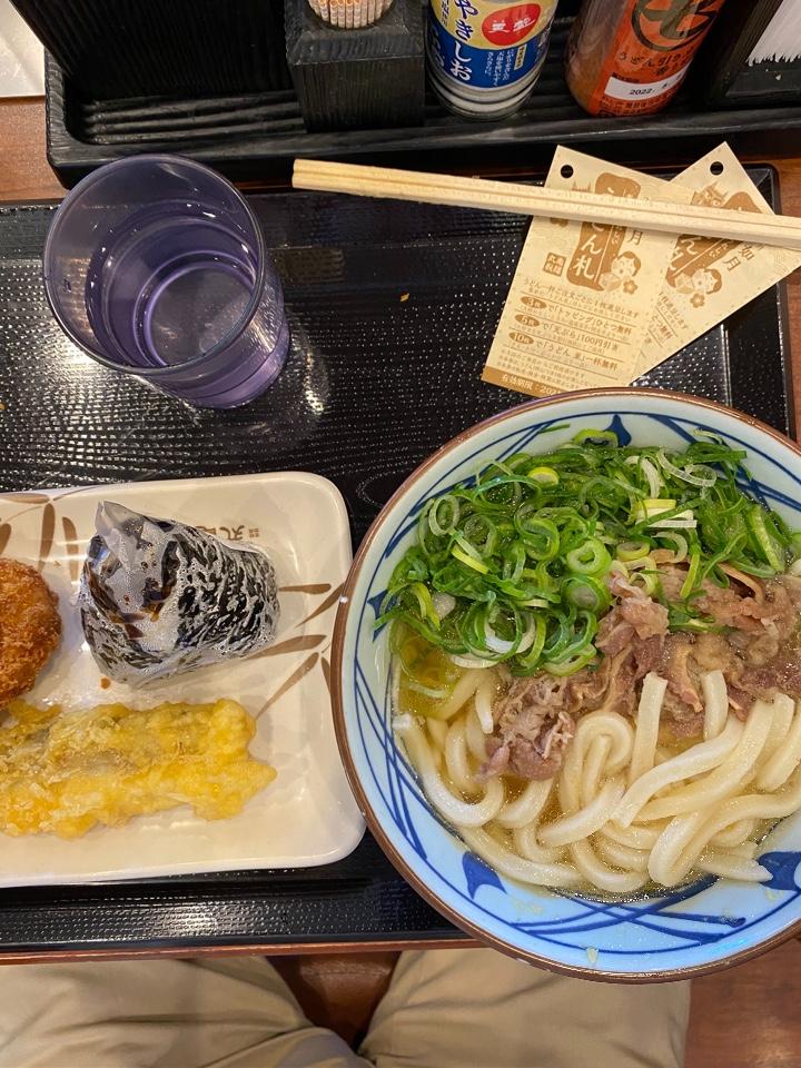 丸亀製麺 堺泉北店の口コミ