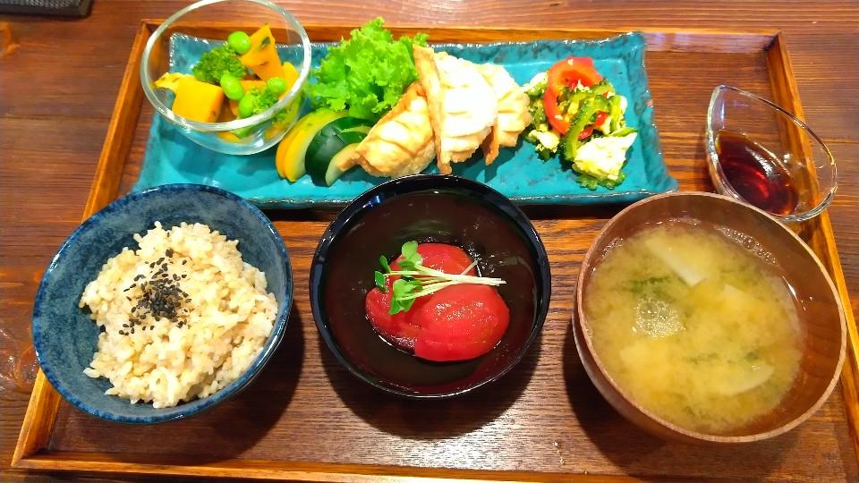vegetable lunch 喜坊