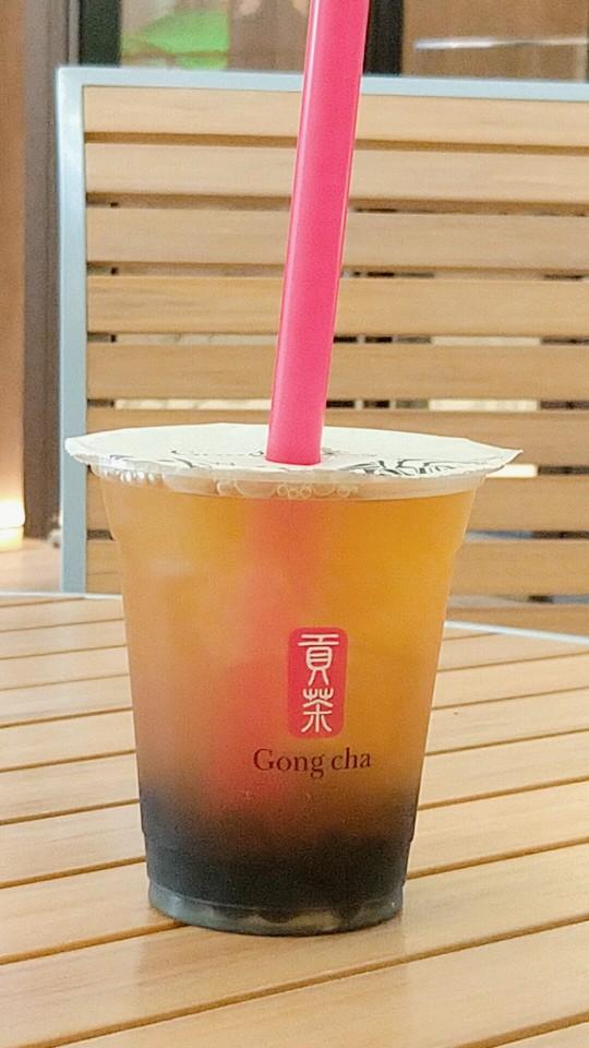 Gong cha 札幌赤れんがテラス店