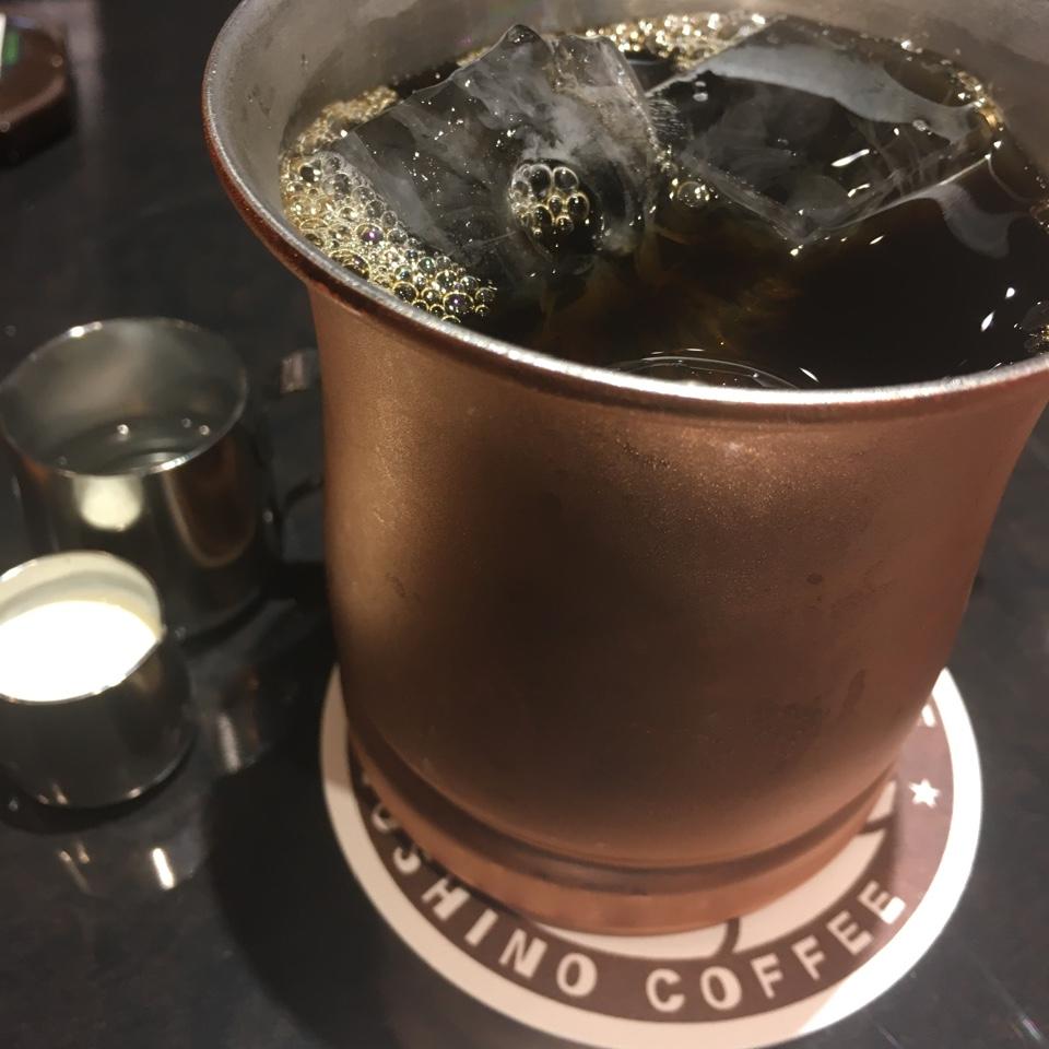 星乃珈琲店 八重洲地下街店の口コミ