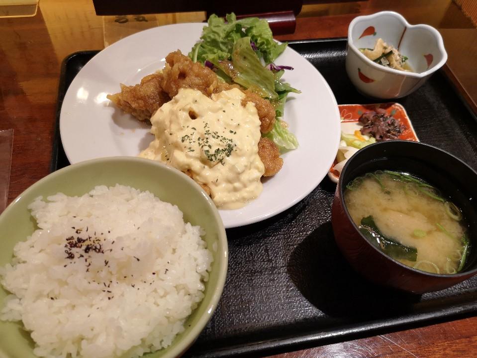 豆腐&地鶏あん庵 赤坂店