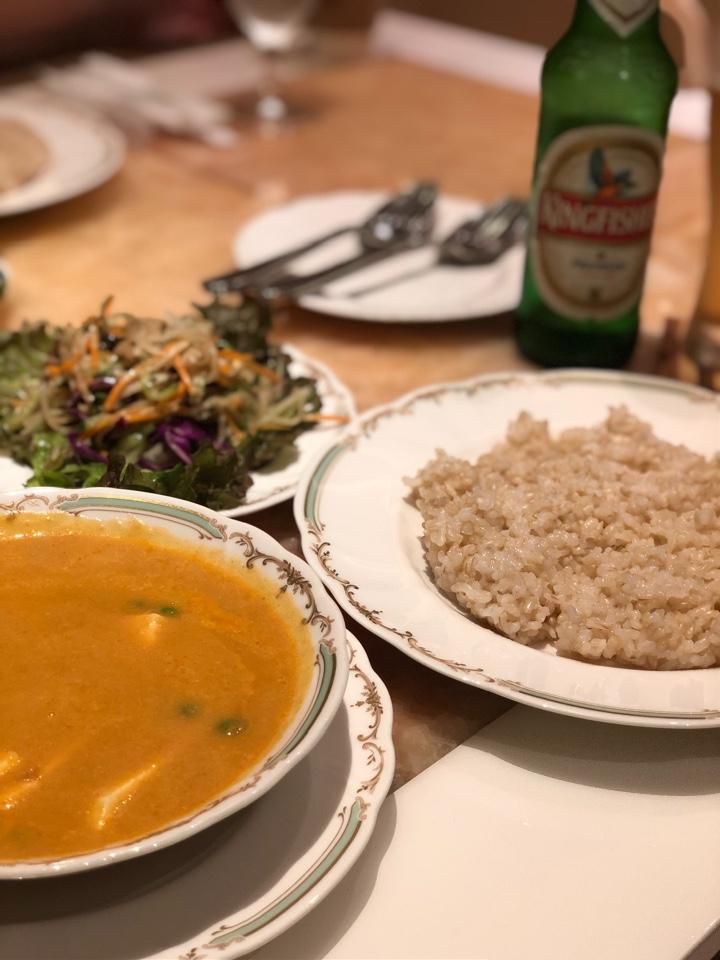 自然派インド料理 ナタラジ 銀座店