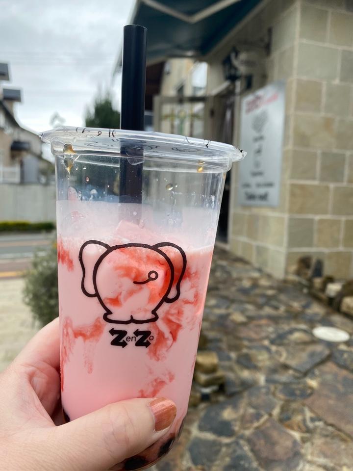 Zenzo cafe 横隈本店