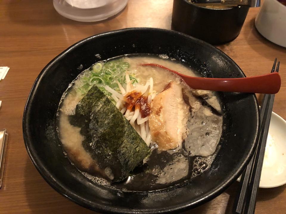 真麺武蔵【TAKEZO】上津店