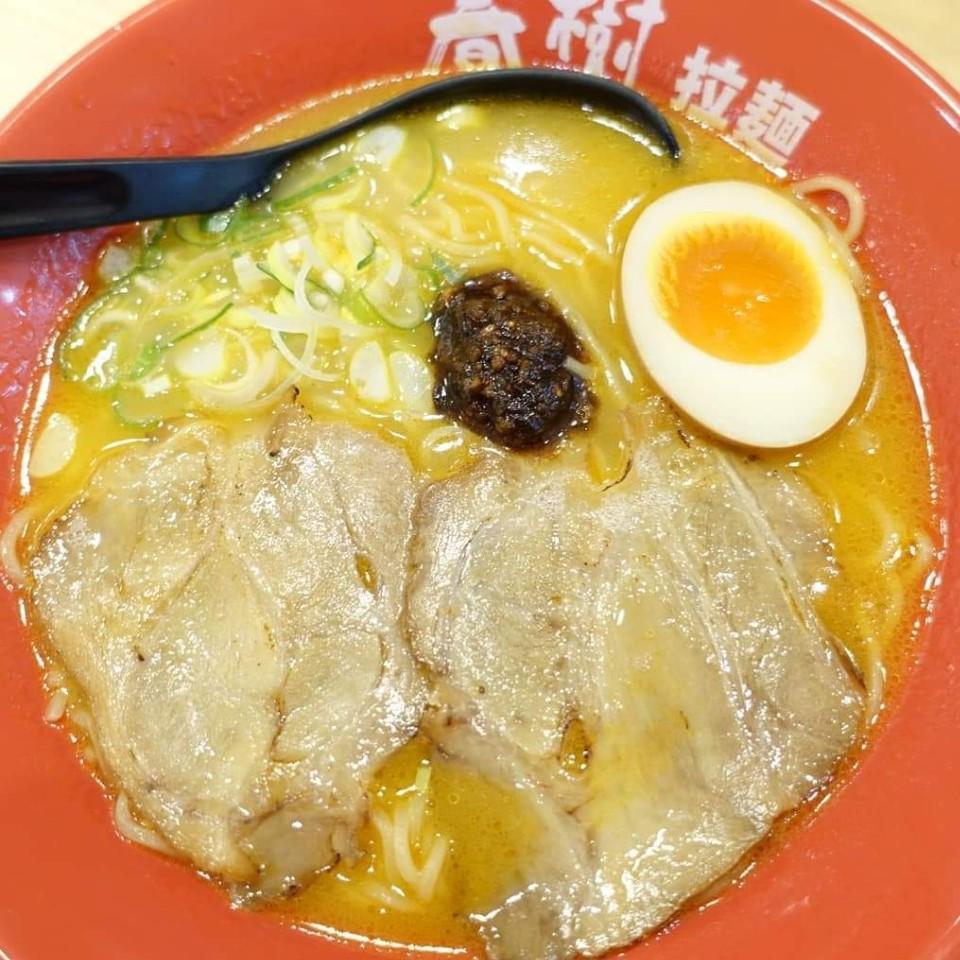えび豚骨拉麺 春樹 笹塚店
