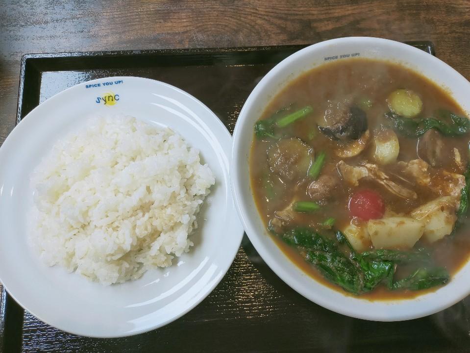 Sync curry sapporo