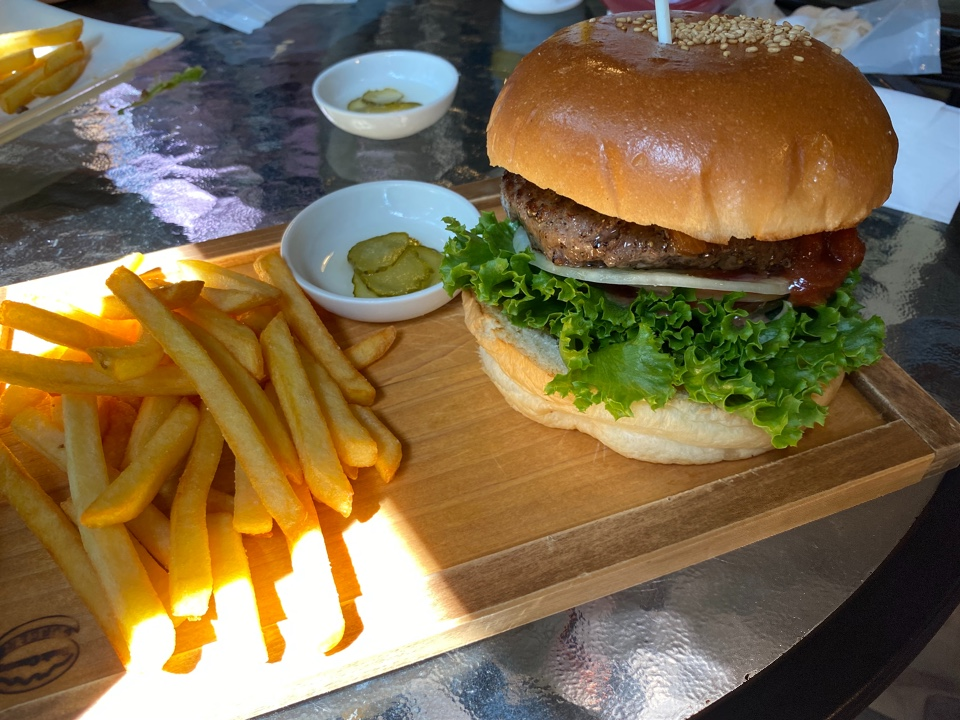 Back Country BURGERS