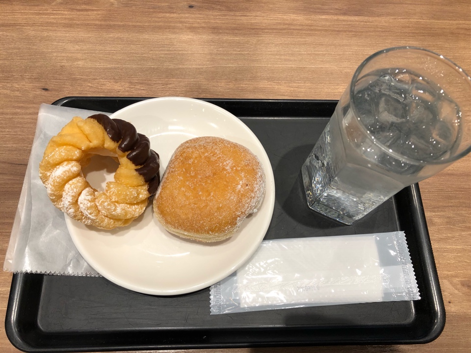 ミスタードーナツ-イオンモール下田
