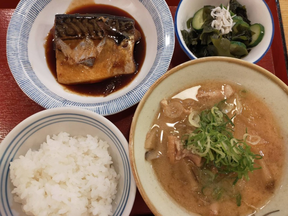 瑞浪中央食堂 (まいどおおきに食堂)