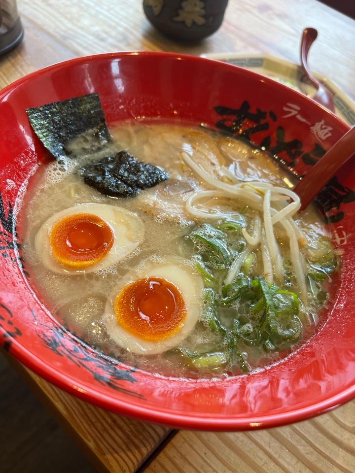 ラー麺 ずんどう屋岡山伊島店
