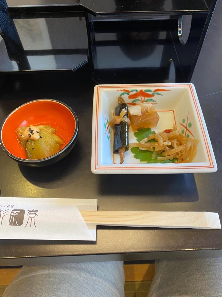 日本料理 杉茶寮の口コミ