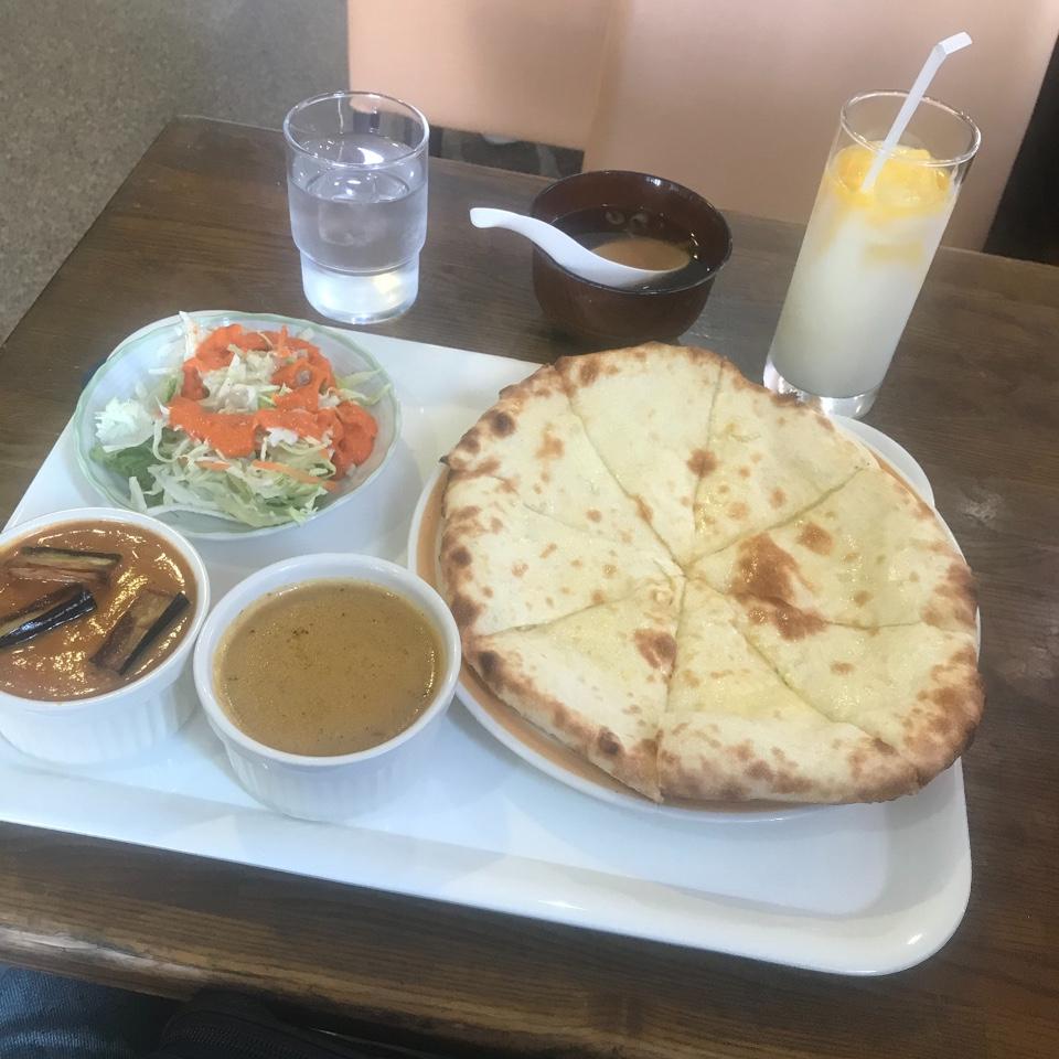 ネパール&インディアンキッチン カトマンズ 穂高店の口コミ