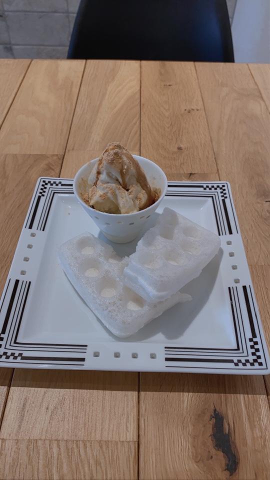 氷窯アイス こめたま