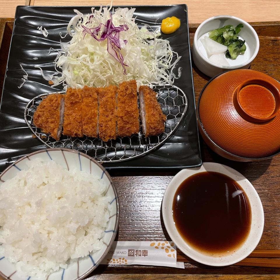 とんかつ 和幸 パルコ名古屋店