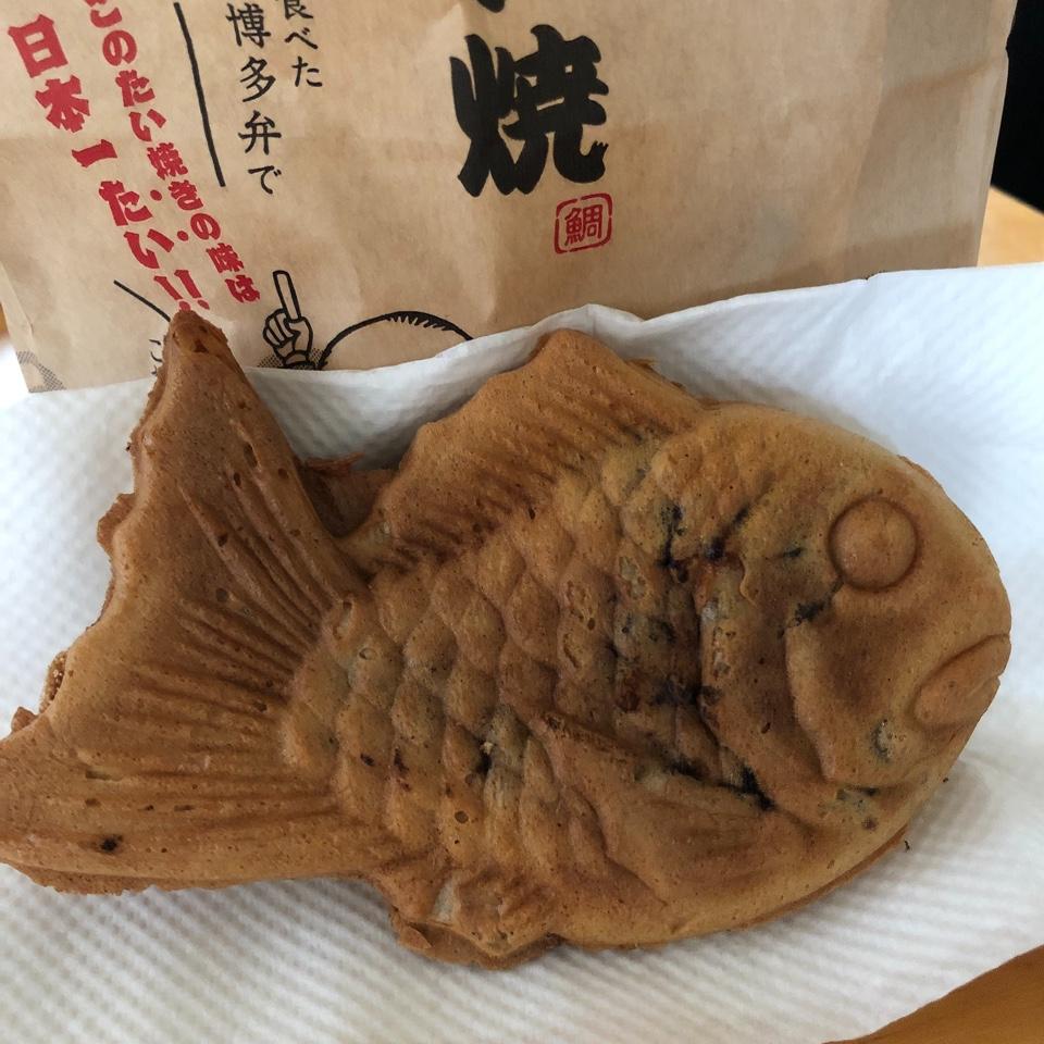 日本一たい焼き 高岡店